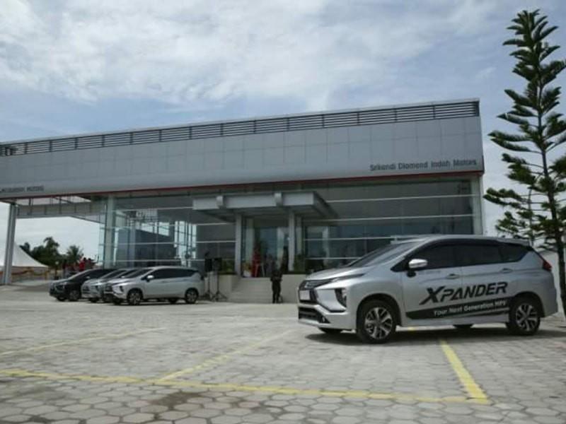 Mitsubishi Tambah Dua Diler Kendaraan Penumpang dan Satu Fasilitas Bodi dan Cat