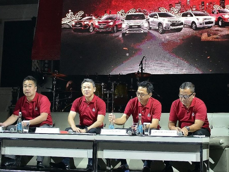 Mitsubishi Motors Raih Hasil Positif Sepanjang Tahun 2017