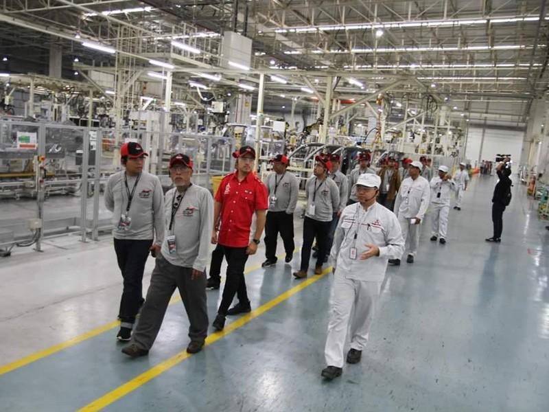 [PR] Mitsubishi Ajak Jurnalis, Blogger dan Komunitas Berkunjung ke Pabrik Kendaraannya di Indonesia