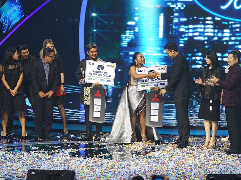 Mitsubishi Xpander Ramaikan Indonesian Idol 2018