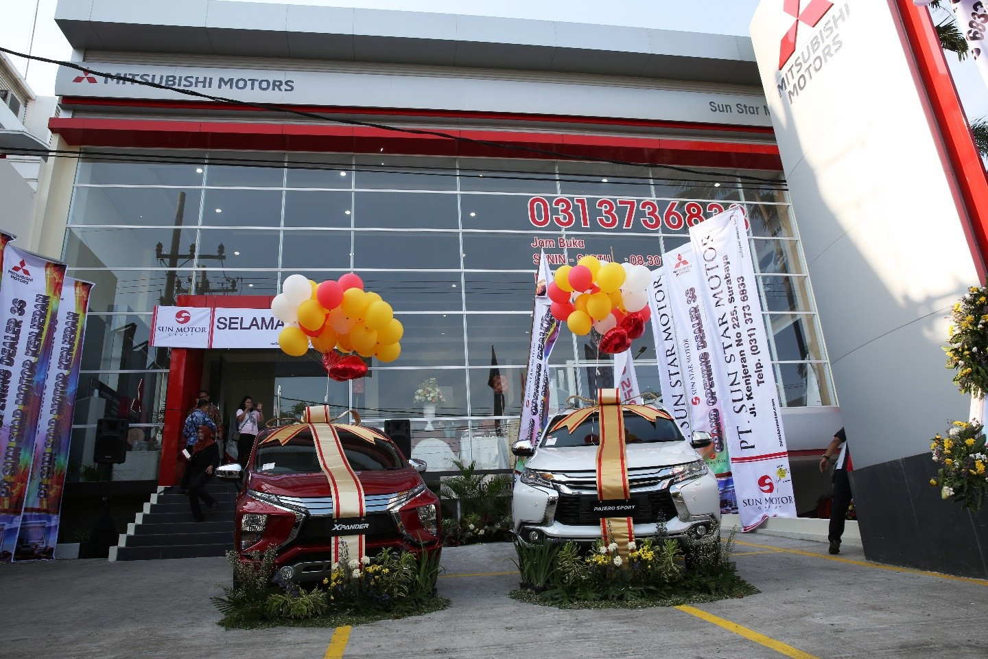 Mitsubishi Tambah 4 Diler Baru Dan Fasilitas Training Center