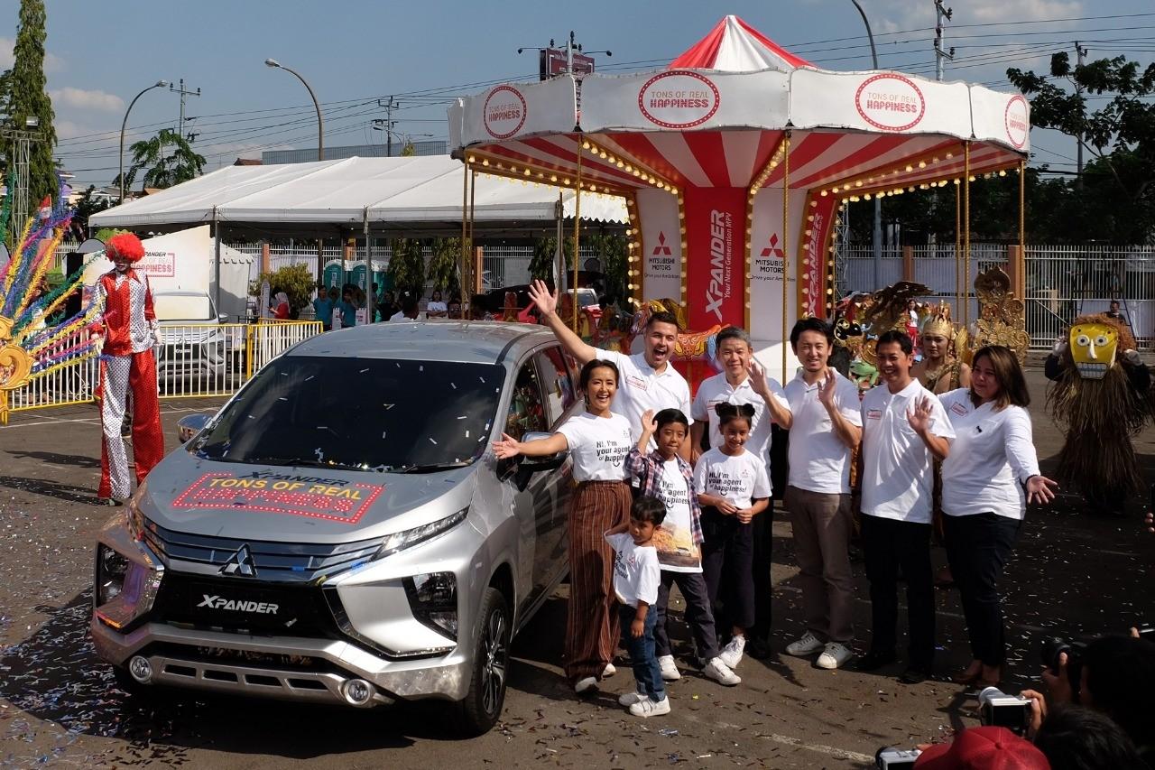 Mitsubishi Rayakan Kebahagiaan di Hari Kemerdekaan Republik Indonesia Bersama Masyarakat Semarang