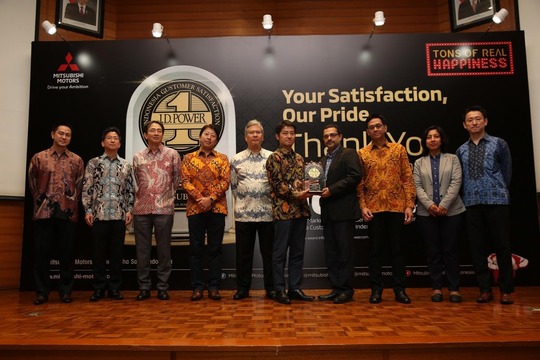 Mitsubishi Nomor Satu Dalam Sisi Pelayanan Purna Jual di Indonesia