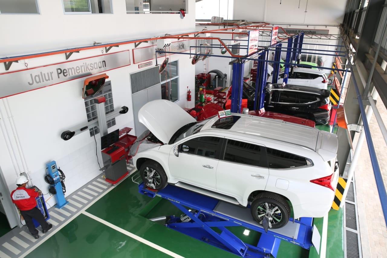 Tips Cara Melakukan Service Booking Mobil Mitsubishi