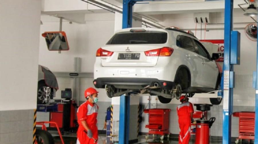 Mitsubishi Gelar Kampanye Perbaikan Untuk DELICA & OUTLANDER SPORT di Indonesia