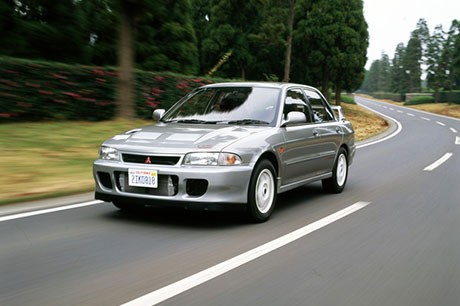 Mengenal Sepuluh Model Mitsubishi Lancer Evolution yang Melegenda (Part 1)