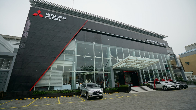 Mitsubishi Perluas Layanan Dealer dan Bodi & Cat