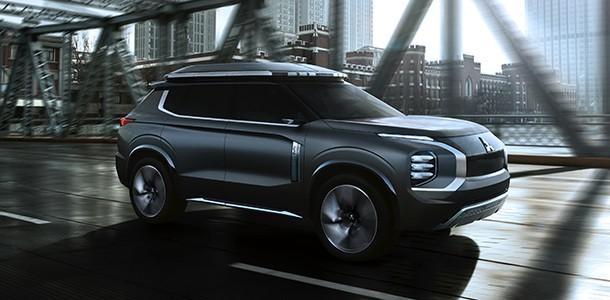 Mitsubishi e-Yi Concept Didesain Mampu Melaju Lebih dari 700 Km