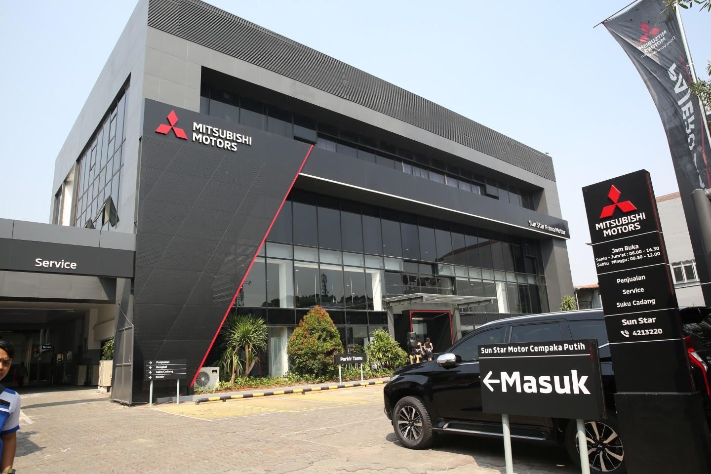 Mitsubishi Motors Resmikan Dealer di Bekasi dan Jakarta Pusat
