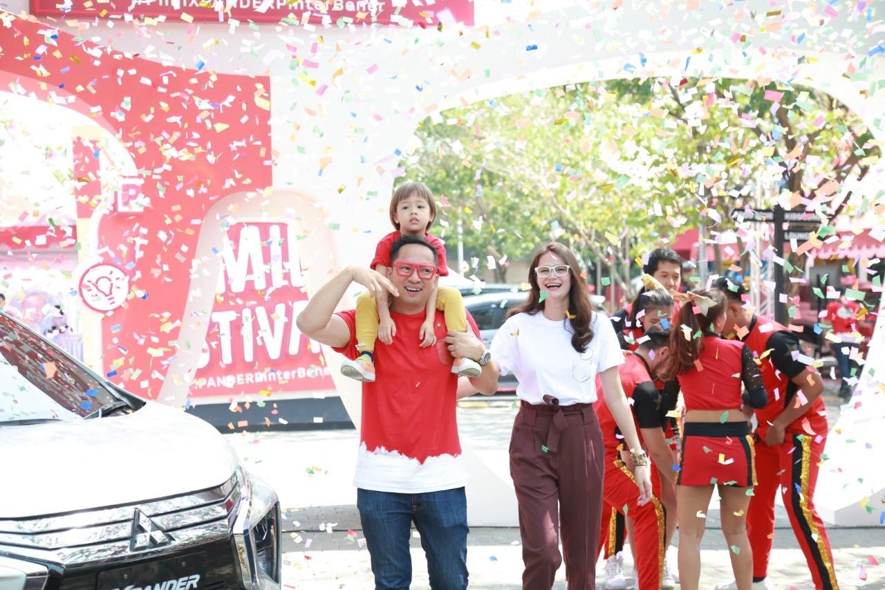 XPANDER Pinter Bener Family Festival Dimulai di Bekasi