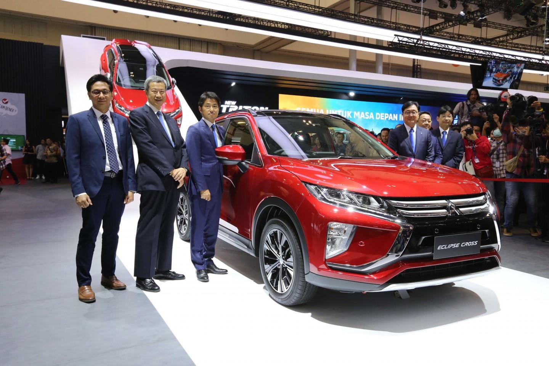 All For Indonesia's Tommorow, Mitsubishi Motors Luncurkan Beragam Kendaraan Baru Dengan Teknologi Terkini di GIIAS 2019
