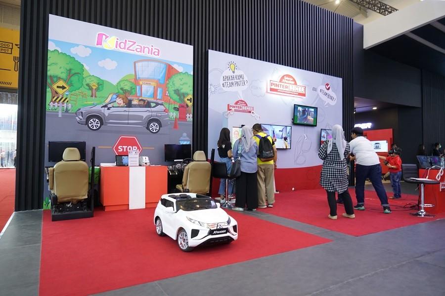 Nikmati Berbagai Aktivitas dan Hiburan Seri di Booth Mitsubishi Motors Pada GIIAS 2019