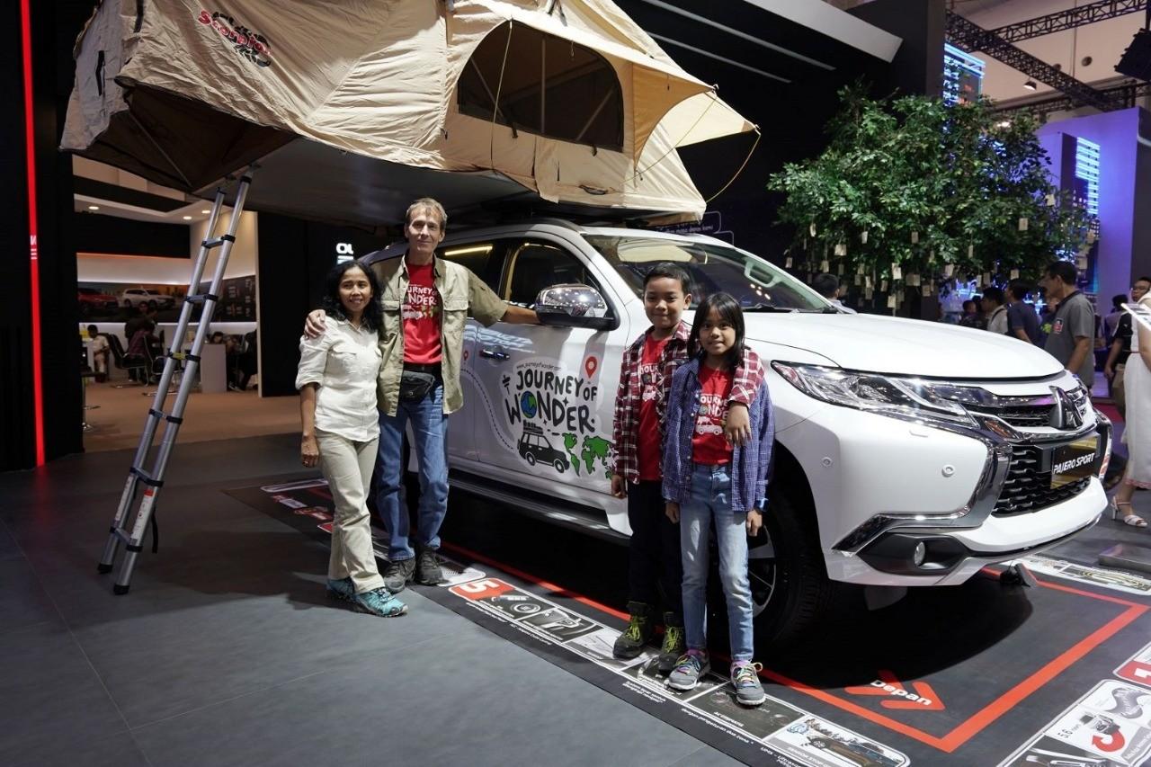 Journey of Wonder, Serunya Keliling Dunia Bersama Mitsubishi Pajero Sport