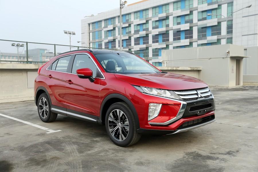 Mitsubishi ECLIPSE CROSS Bukan Sekadar SUV Biasa