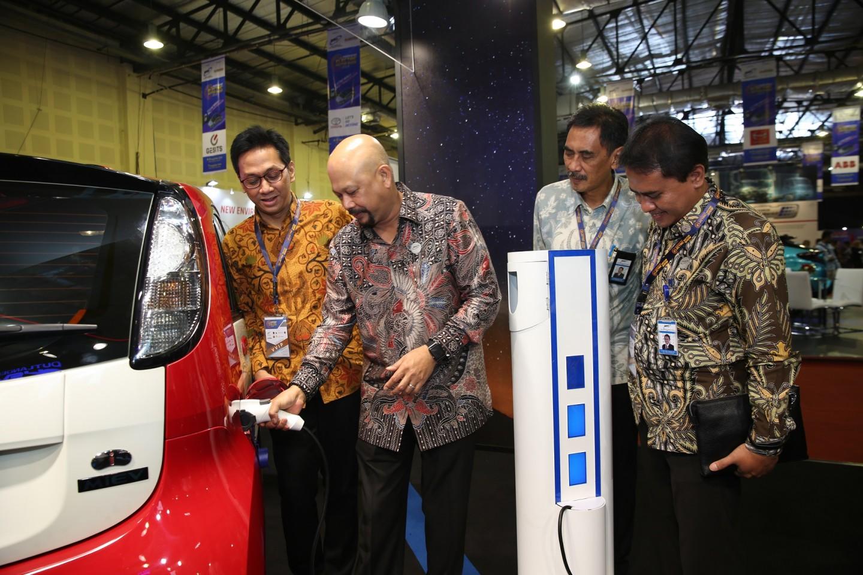 Dukung Geliat Mobil Listrik di Indonesia, MMKSI Ramaikan Indonesia Electric Motor Show 2019