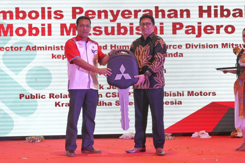 Melalui Mitsubishi CSR Education Program (MEP), MMKSI Kembali Berikan Kontribusinya Kepada Lembaga Pemerintah di Indonesia
