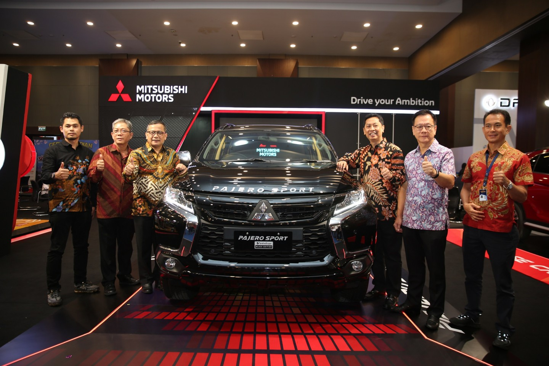 MMKSI Hadirkan Edisi Kedua PAJERO SPORT Rockford Fosgate Black Edition ke GIIAS Medan 2019