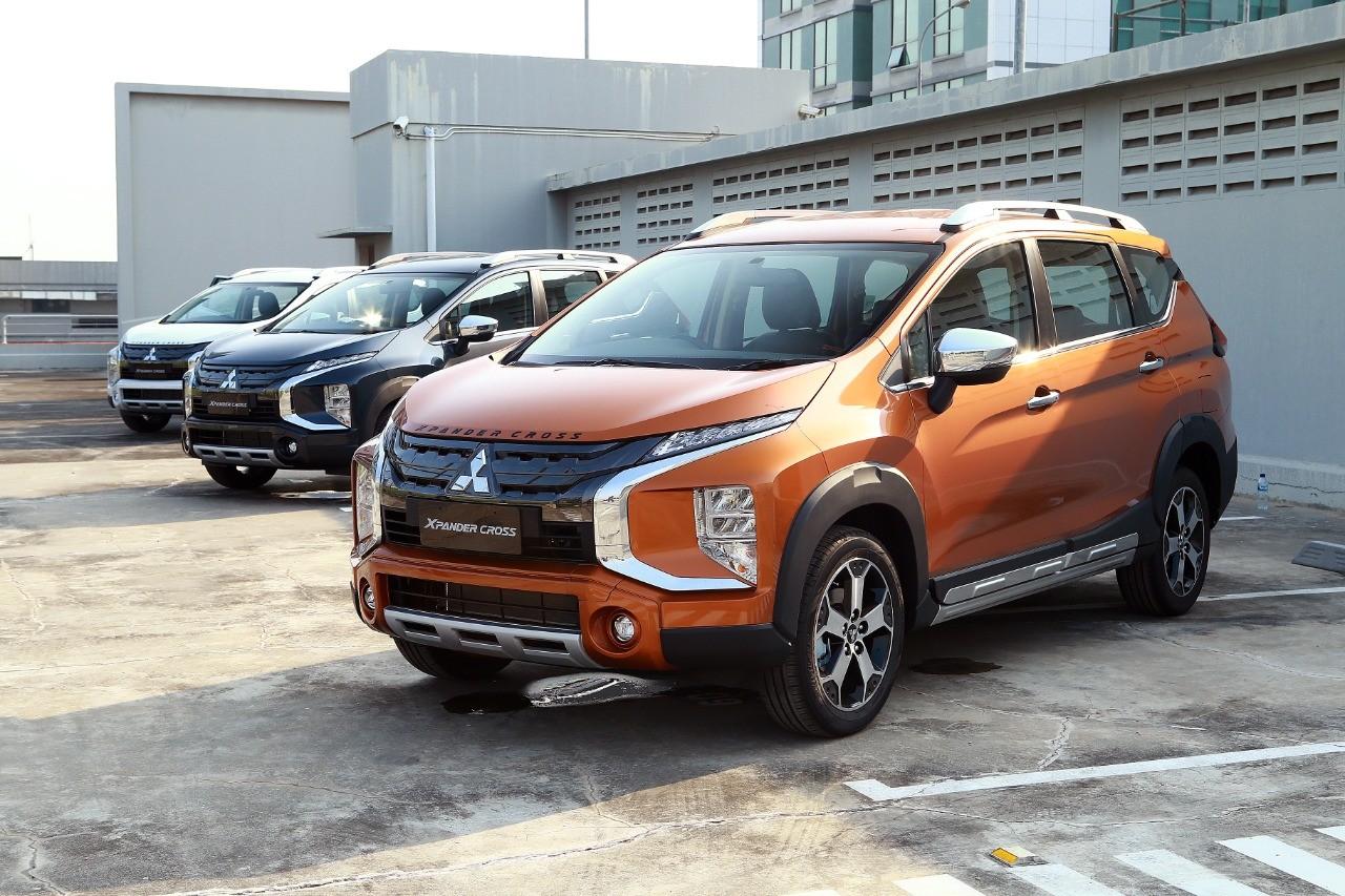 Harga dan Varian Mitsubishi Xpander Cross