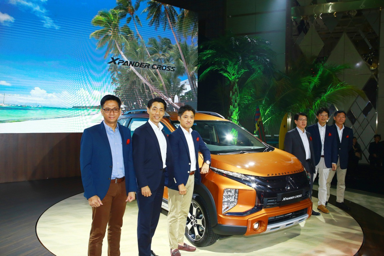 Debut Dunia Mitsubishi Xpander Cross di Indonesia