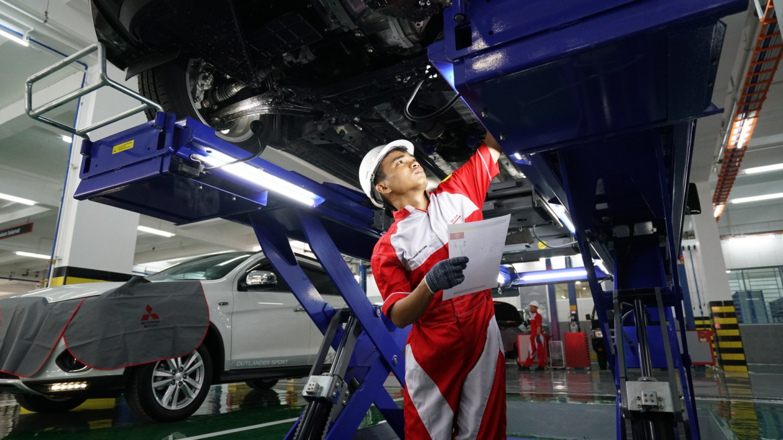 Mitsubishi Motors Berikan Kemudahan Perbaikan Kendaraan Pasca Banjir Melalui Mitsubishi Emergency Program