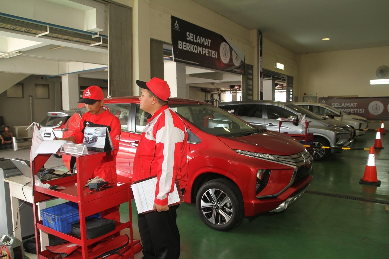 Mitsubishi Gelar Kontes Nasional Demi Tingkatkan Layanan Kepada Konsumen
