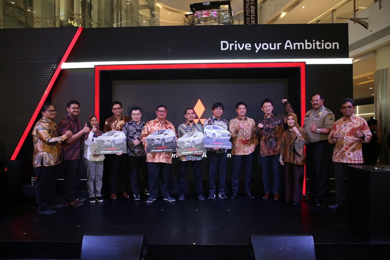 MMKSI Apresiasi Pelanggan Melalui Gebyar Hadiah Akhir Tahun di Ajang Mitsubishi Motors Auto Show