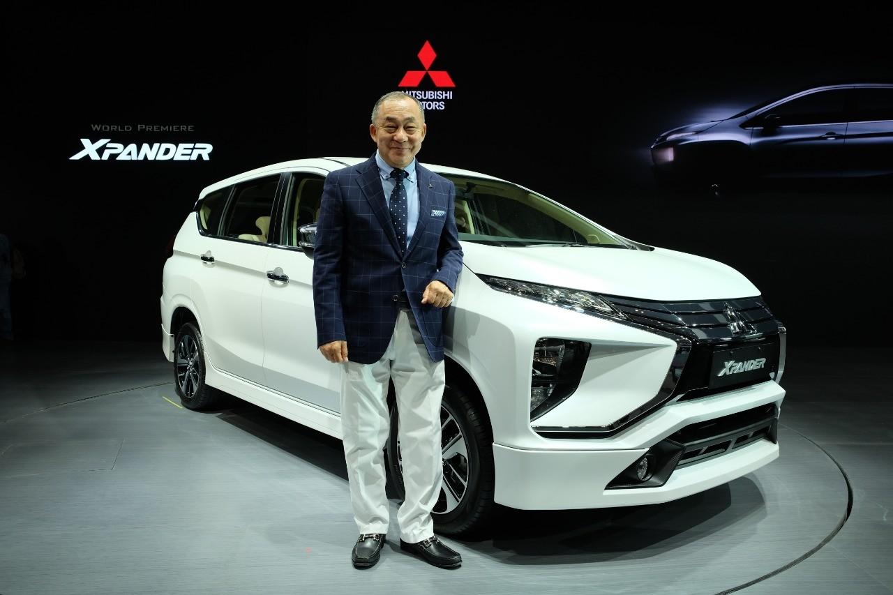 Tsunehiro Kunimoto, Pria Di Balik Desain Dynamic Shield Mitsubishi