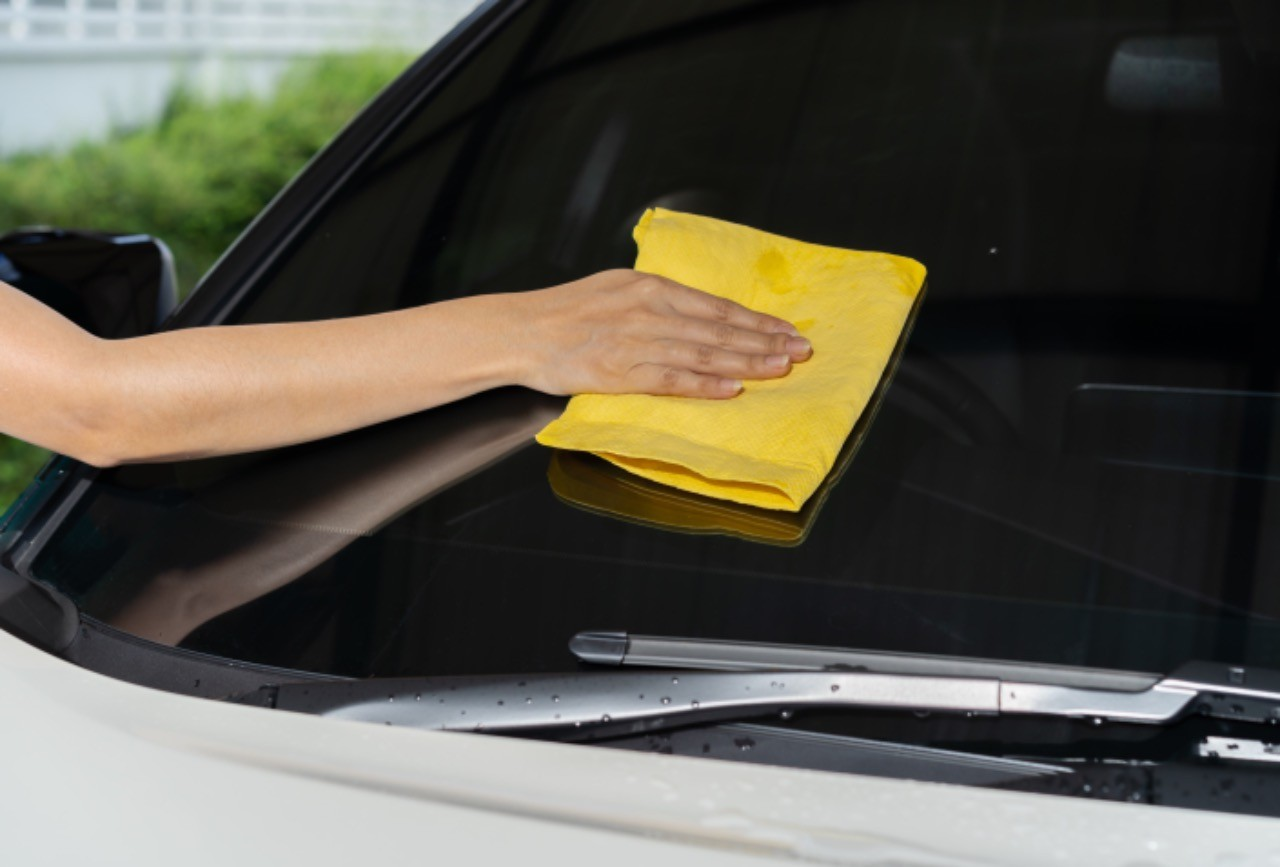 Tips Mencegah Jamur Hinggap Pada Kaca Mobil