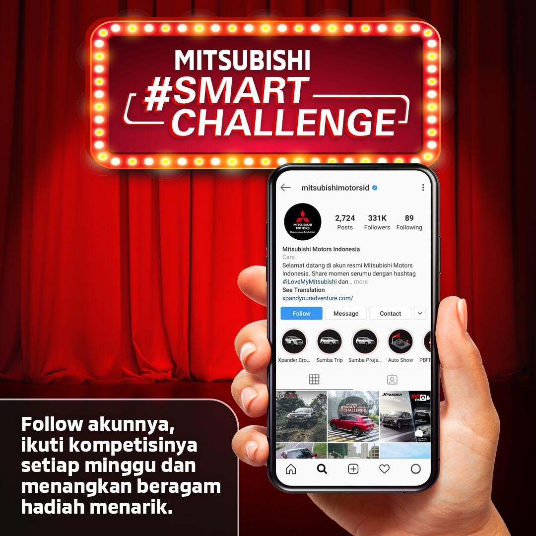 Uji Pengetahuanmu Lewat Mitsubishi SMART Challenge