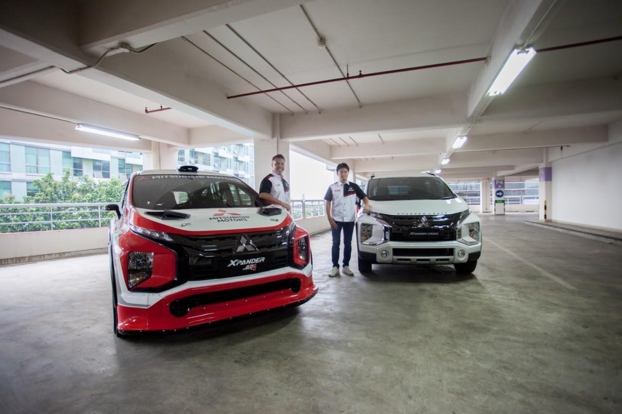 Mitsubishi Xpander AP4 Siap Berlaga di Ajang Reli Nasional dan Internasional