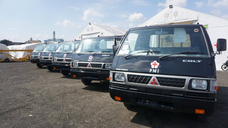 Cara Mitsubishi Motors Bersama PMI Lawan Pandemi Covid-19