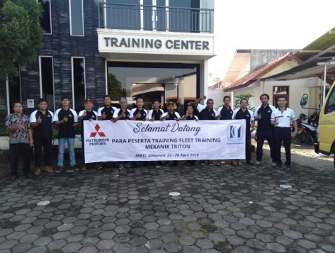 Mitsubishi Fleet Mechanic Training