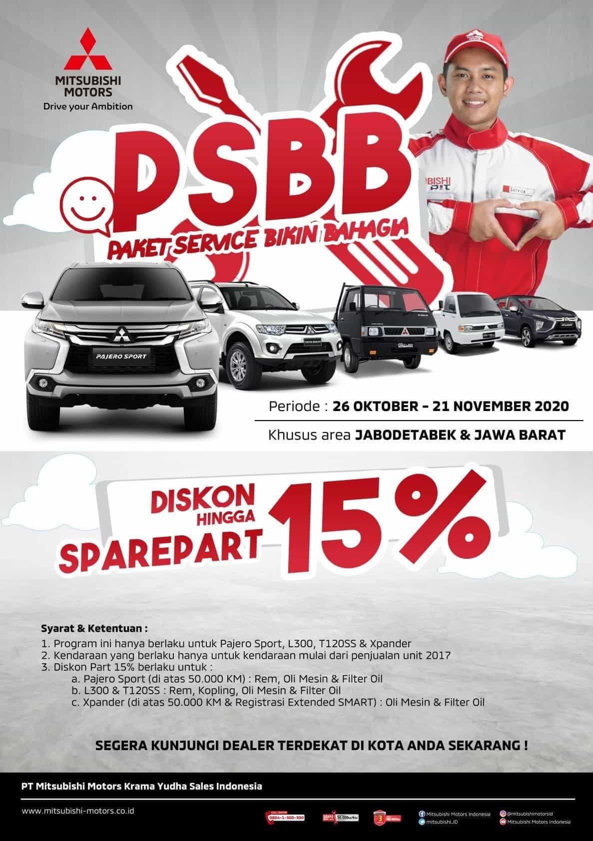 """MMKSI Hadirkan """"Regional Campaign"""", Program Spesial Bagi Konsumen Mitsubishi di Indonesia"""