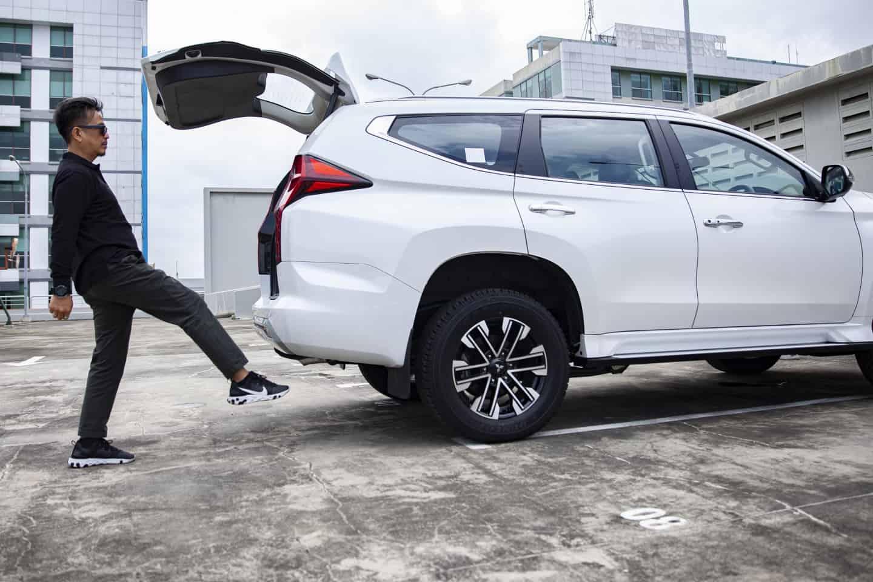 Apa Saja Fitur Baru nan Canggih di Mitsubishi New Pajero Sport