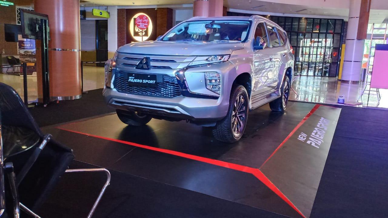 New Pajero Sport Diluncurkan di Berbagai Daerah Indonesia