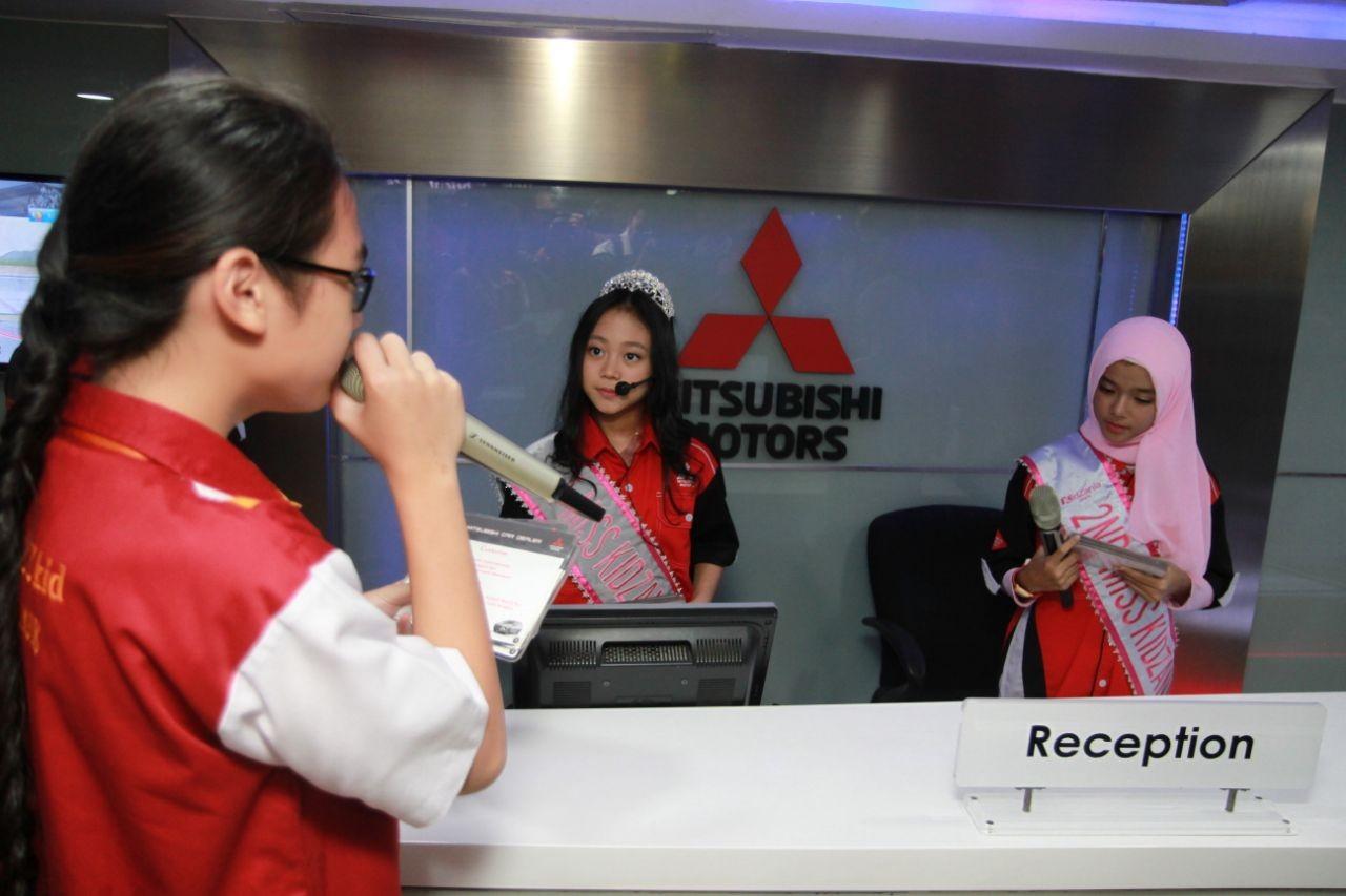 Konsistensi Mitsubishi Motors dan KidZania Jakarta Dukung Edukasi Dunia Otomotif Untuk Anak