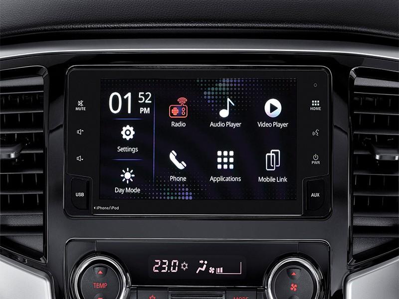 Premium Wide 2DIN Entertainment System/USB & MP3 Player