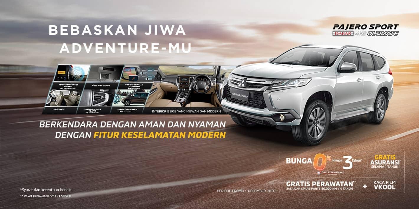 Program Penjualan Mitsubishi Motors Desember 2020