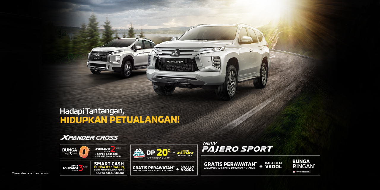 Program Penjualan Mitsubishi Motors Februari 2021