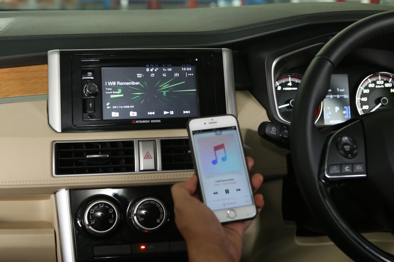 Memaksimalkan Fitur Audio di Mitsubishi Xpander