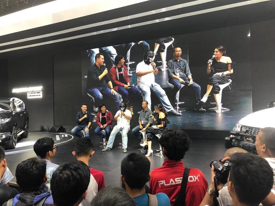 Ini Rangkaian Acara di Booth Mitsubishi Motors - GIIAS 2018