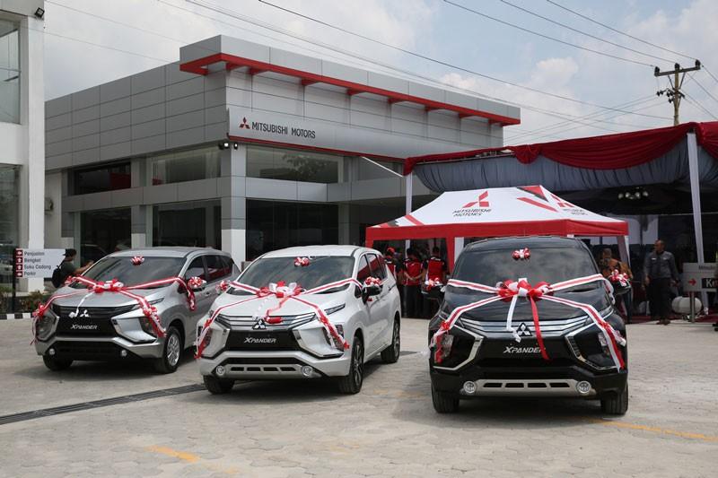 Dukung Fasilitas dan Infrastruktur, Mitsubishi Motors Perkuat Jaringan Diler di Lajur Lintas Sumatera
