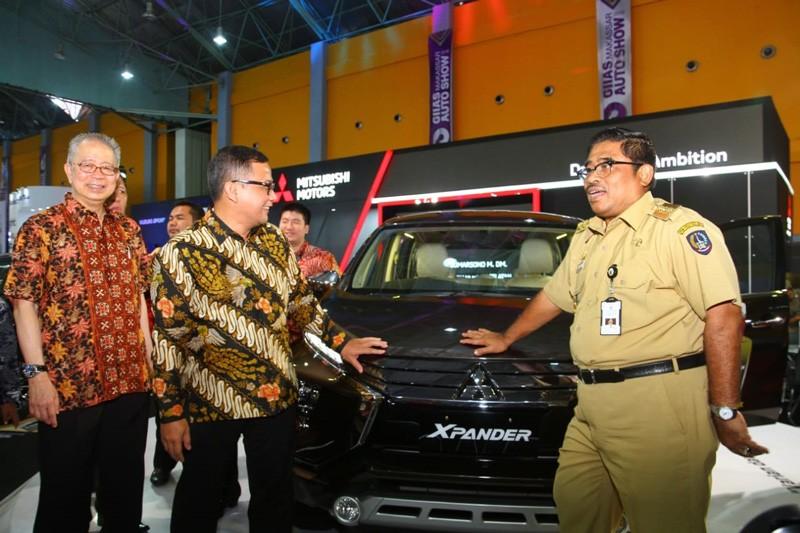Ambisi dan Semangat Baru Mitsubishi Motors di GIIAS Makassar