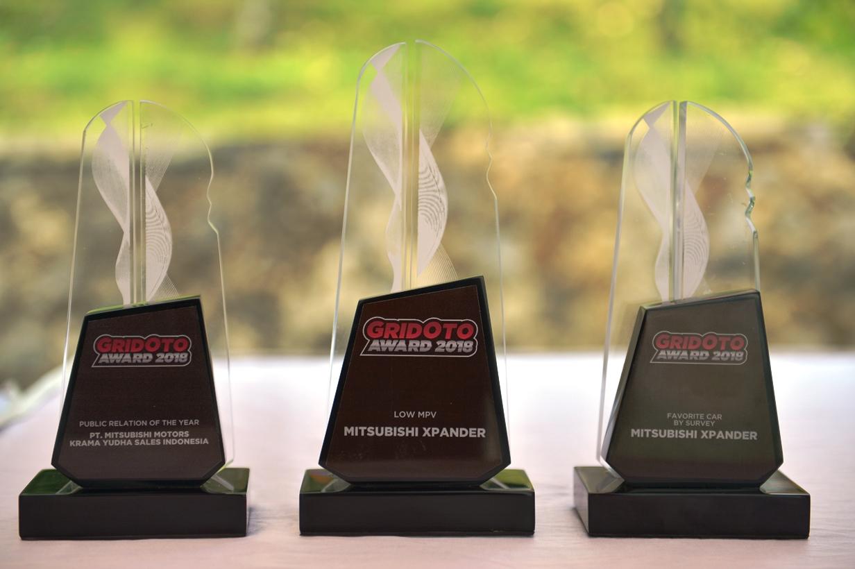 Mitsubishi XPANDER Kembali Raih Penghargaan di Indonesia