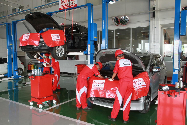 Daftar Bengkel Siaga Mitsubishi Motors Pada Libur Natal & Tahun Baru 2019