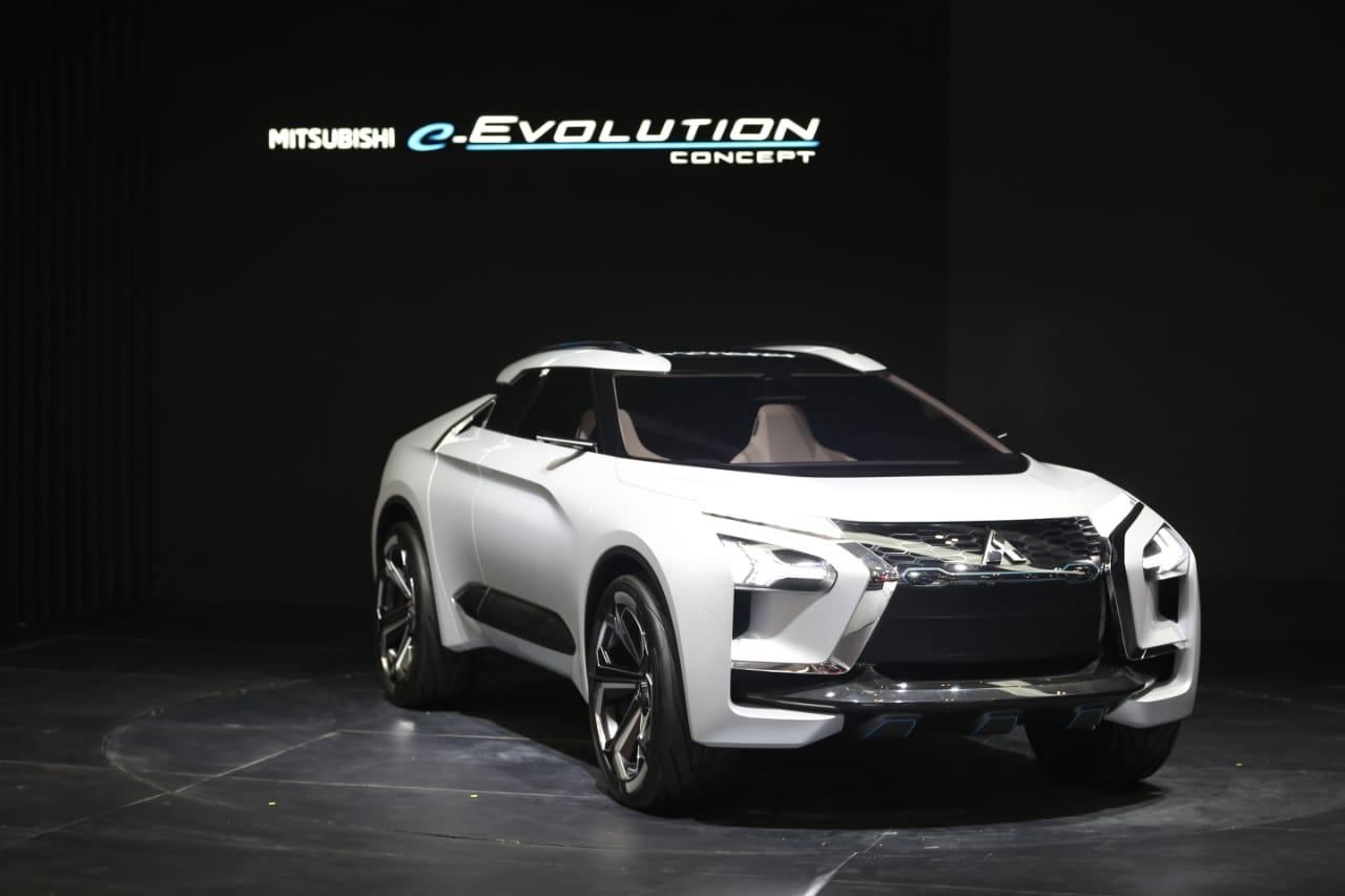 Filosofi Bahasa Desain Dynamic Shield Mitsubishi