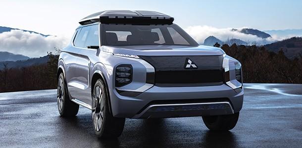 Mitsubishi Motors Hadirkan Line Up Terbaru di Geneva Motor Show 2019