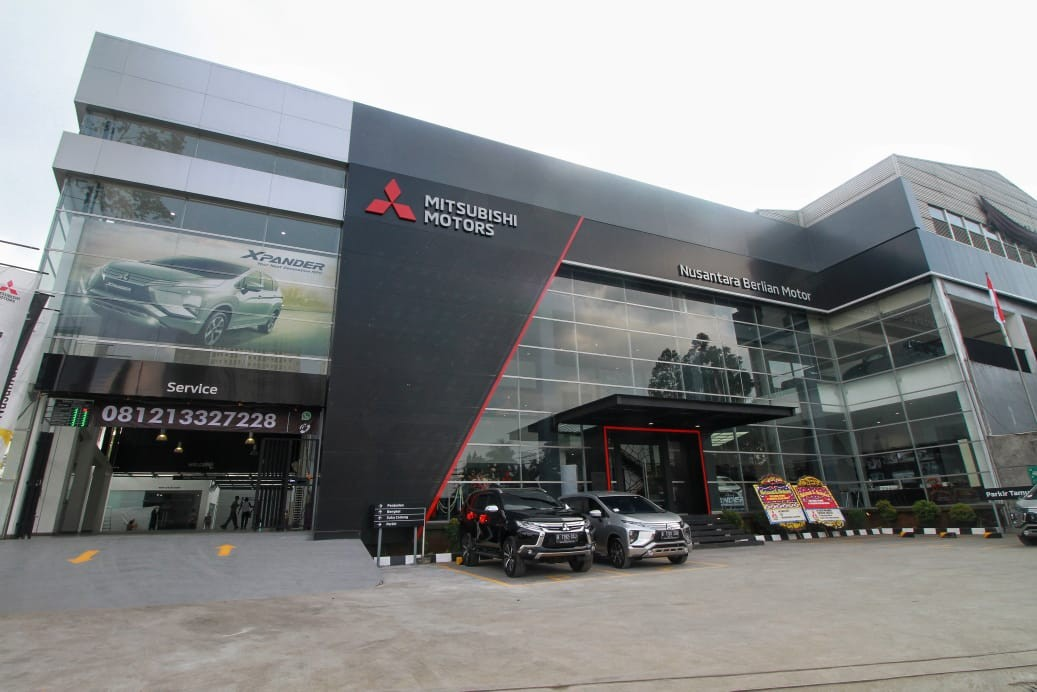 Ini Arti Desain Dealer Mitsubishi Motors Terbaru