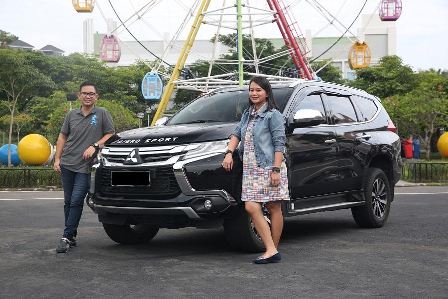 Mitsubishi Family Story: Pajero Sport Itu Menambah Prestise Kami