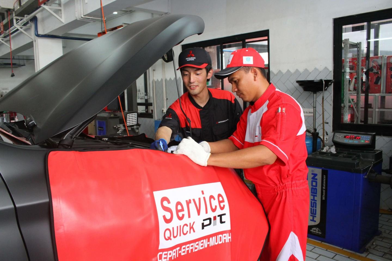 Program Mitsubishi Service Caravan Hadir di Kota Bekasi